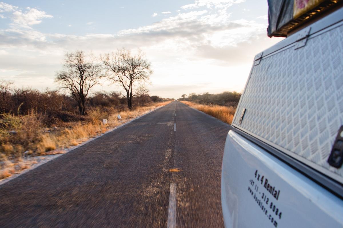 Namibia – Katima Mulilo toEtosha
