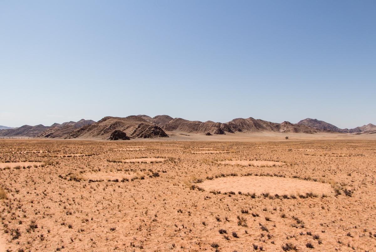 Namibia – Sesfontain toPalmwag