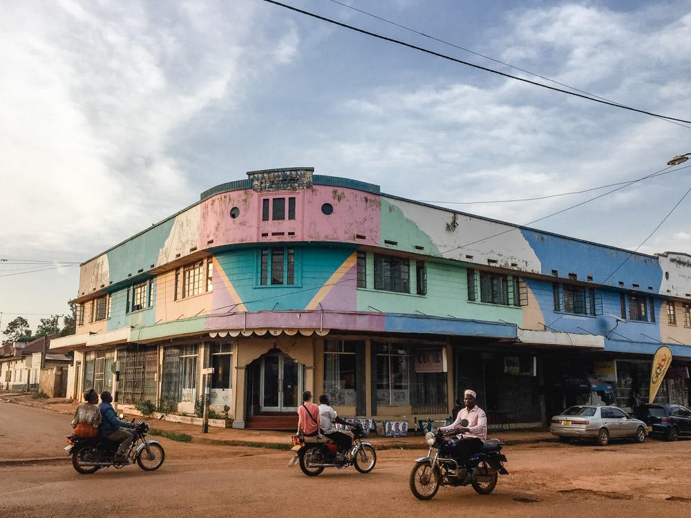 Jinja ♡ Uganda