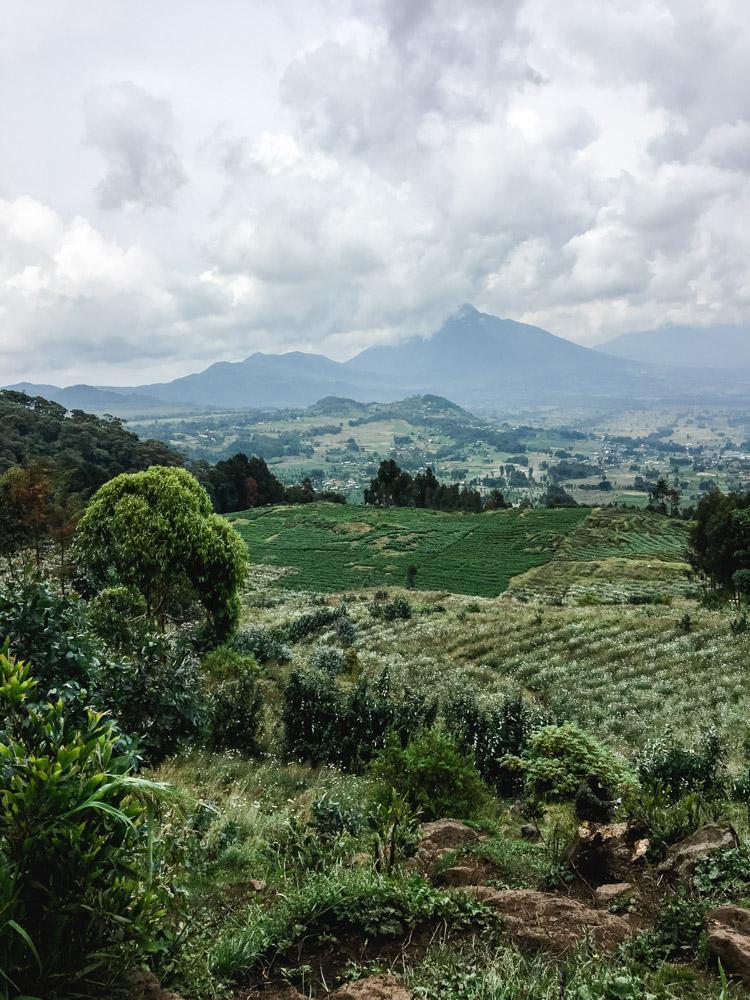 Karisimbi ♡ Ruanda